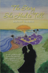 The-Story-She-Had-To-Tell-by-Sarah-Tauber-Book-Cover